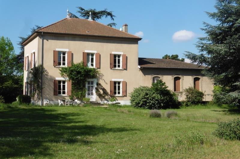 Vente maison / villa Roussillon 485000€ - Photo 1