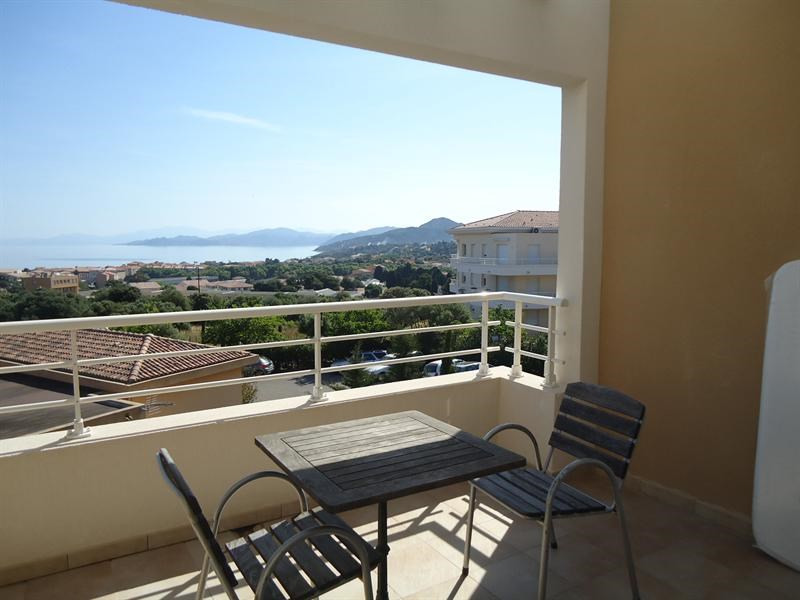 Location vacances appartement Ile-rousse 850€ - Photo 2