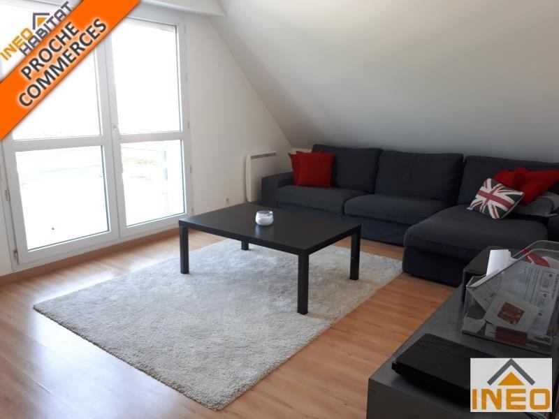 Vente appartement St gregoire 167200€ - Photo 1