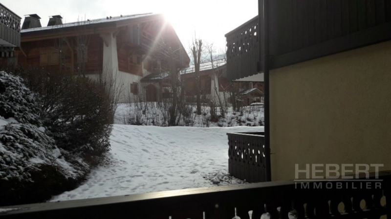 Investment property apartment Saint gervais les bains 190 000€ - Picture 3