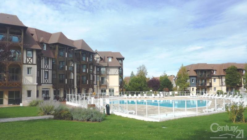 Verkoop  appartement Deauville 105000€ - Foto 1