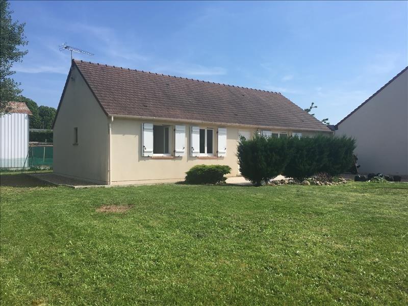 Vente maison / villa La chaussee st victor 184800€ - Photo 1