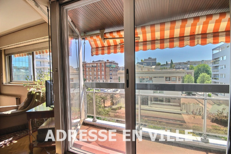 Revenda residencial de prestígio apartamento Levallois perret 1063000€ - Fotografia 4