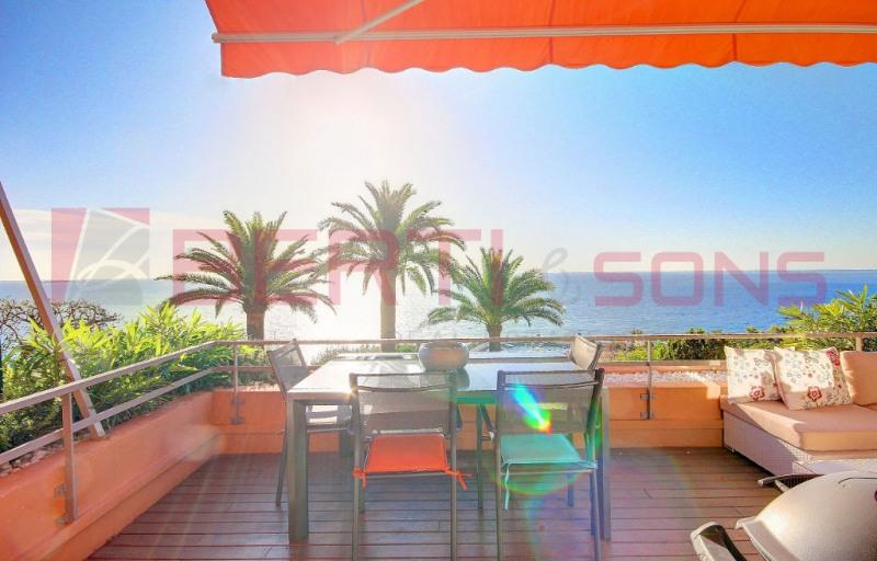 Vente de prestige appartement Theoule sur mer 726000€ - Photo 3