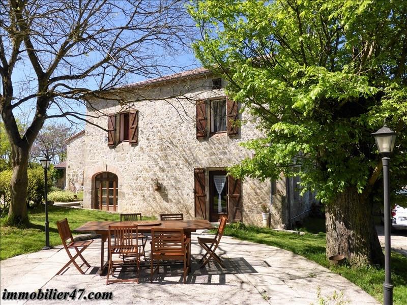 Vente maison / villa Prayssas 525000€ - Photo 1