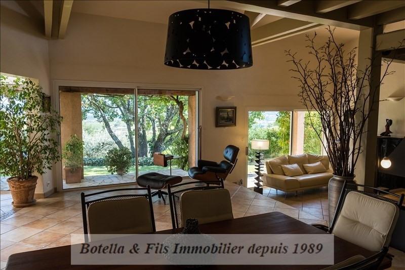 Vente de prestige maison / villa Goudargues 598000€ - Photo 8