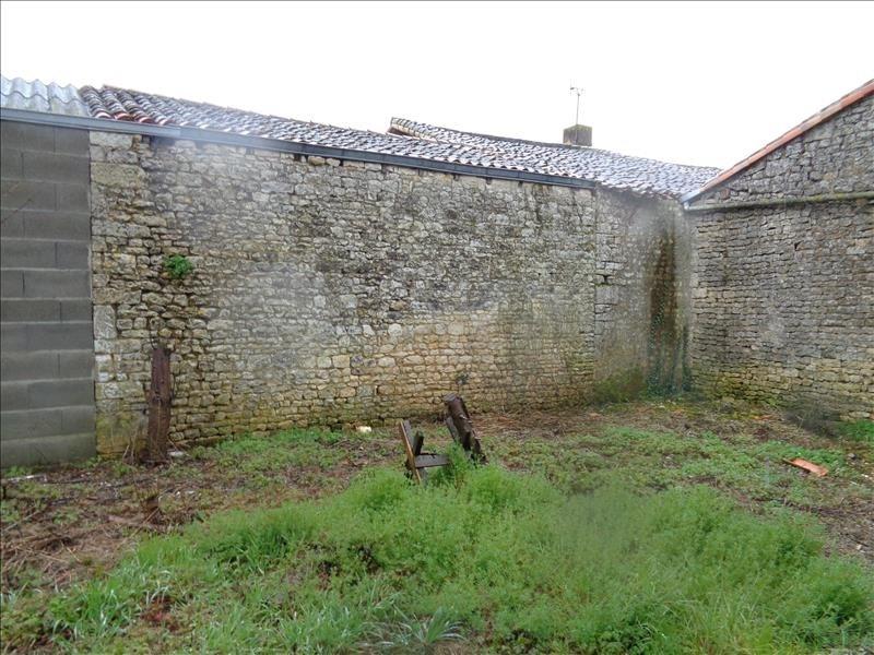 Vente maison / villa Pamproux 22900€ - Photo 3