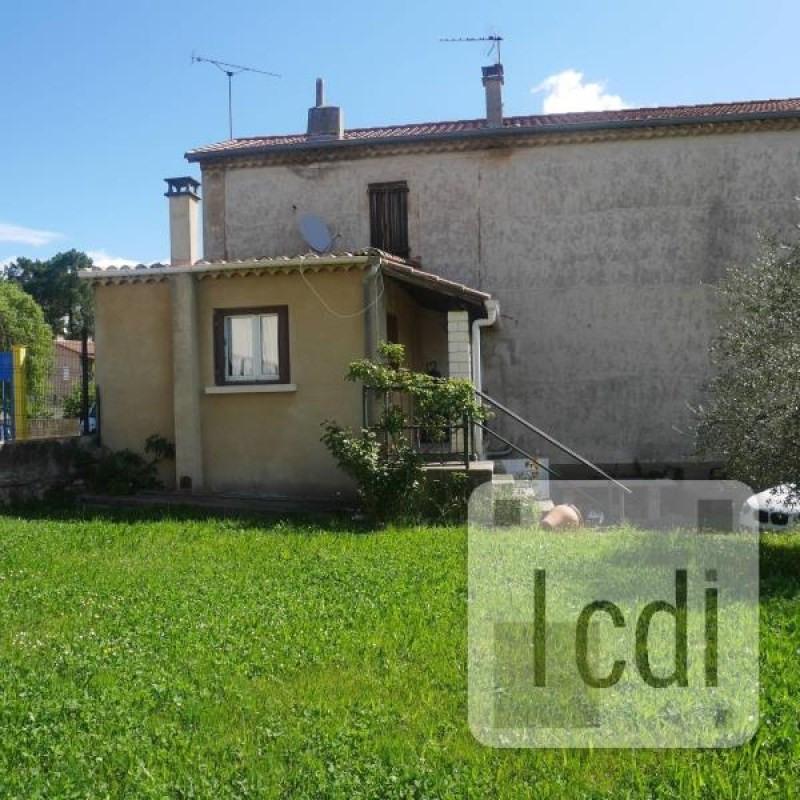 Vente maison / villa Laval-pradel 160000€ - Photo 1