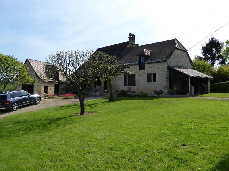 Sale house / villa La bachellerie 319500€ - Picture 2