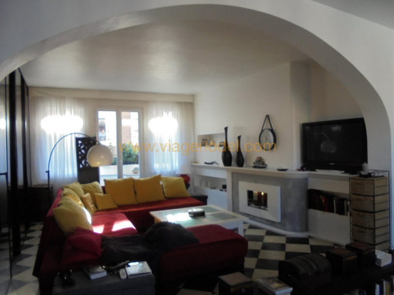 Life annuity apartment Valenciennes 92500€ - Picture 1