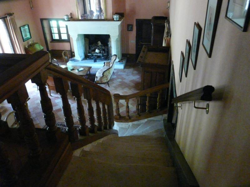 Sale house / villa St vallier 525000€ - Picture 7