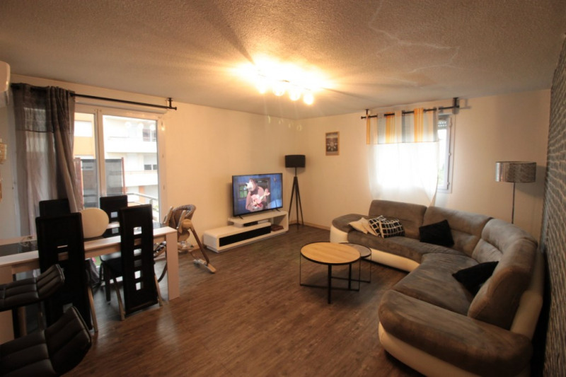 Sale apartment Marseille 124 000€ - Picture 1