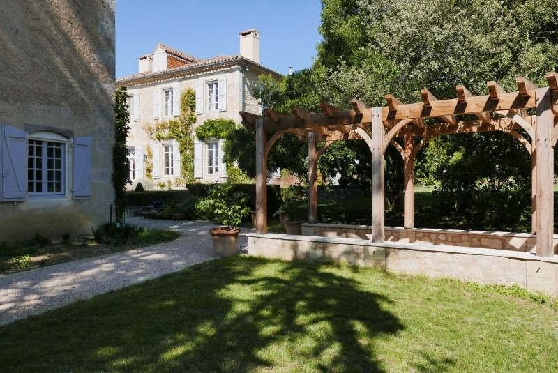 Vente de prestige maison / villa Roquelaure 1795000€ - Photo 2