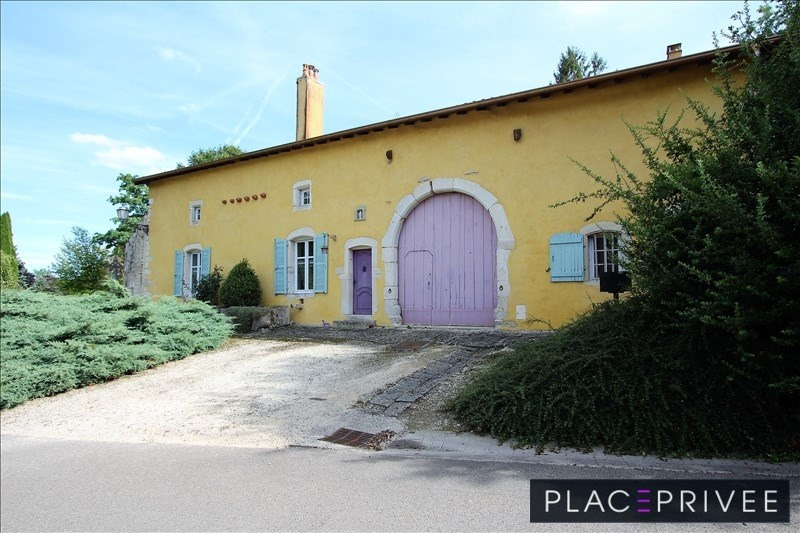 Vente de prestige maison / villa Vezelise 275000€ - Photo 1