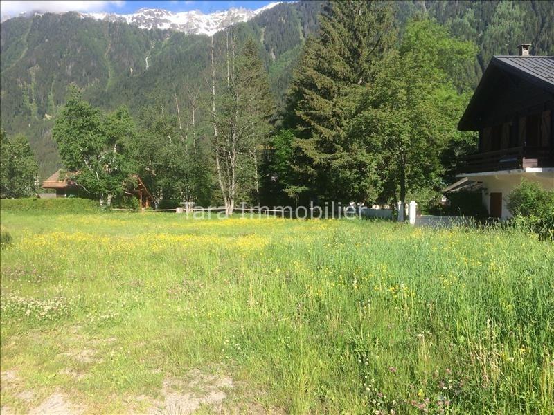 Vendita terreno Chamonix-mont-blanc 1249321€ - Fotografia 3