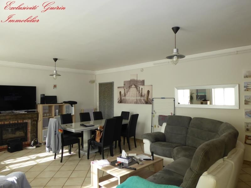 Sale house / villa Varennes vauzelles 162000€ - Picture 1