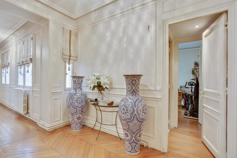 Vente de prestige appartement Paris 16ème 2190000€ - Photo 3