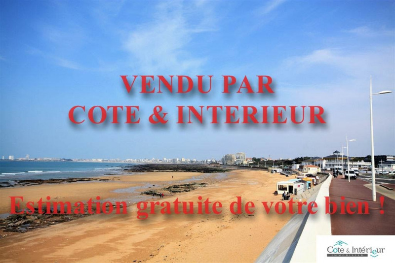 Vente appartement Les sables d'olonne 95 000€ - Photo 1