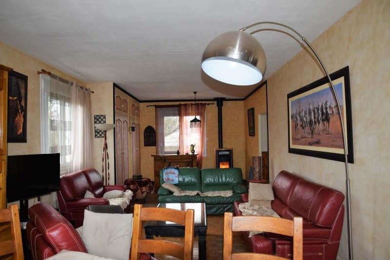 Vente maison / villa Chateauneuf la foret 170000€ - Photo 5