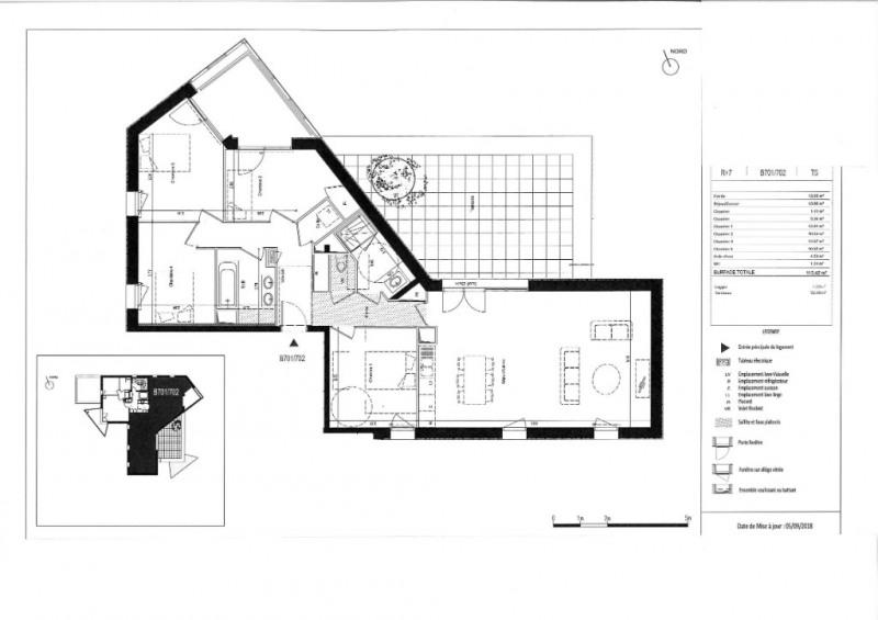 Venta  apartamento Rennes 433000€ - Fotografía 6