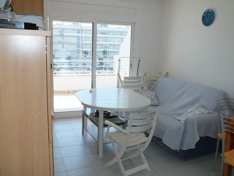 Alquiler vacaciones  apartamento Roses santa-margarita 232€ - Fotografía 3