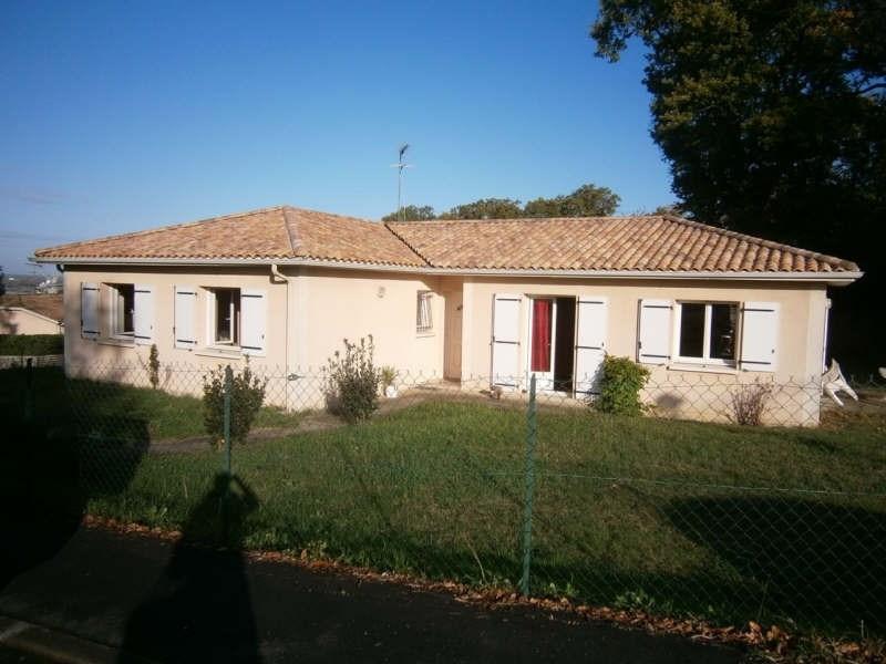 Location maison / villa Bassens 953€ CC - Photo 1