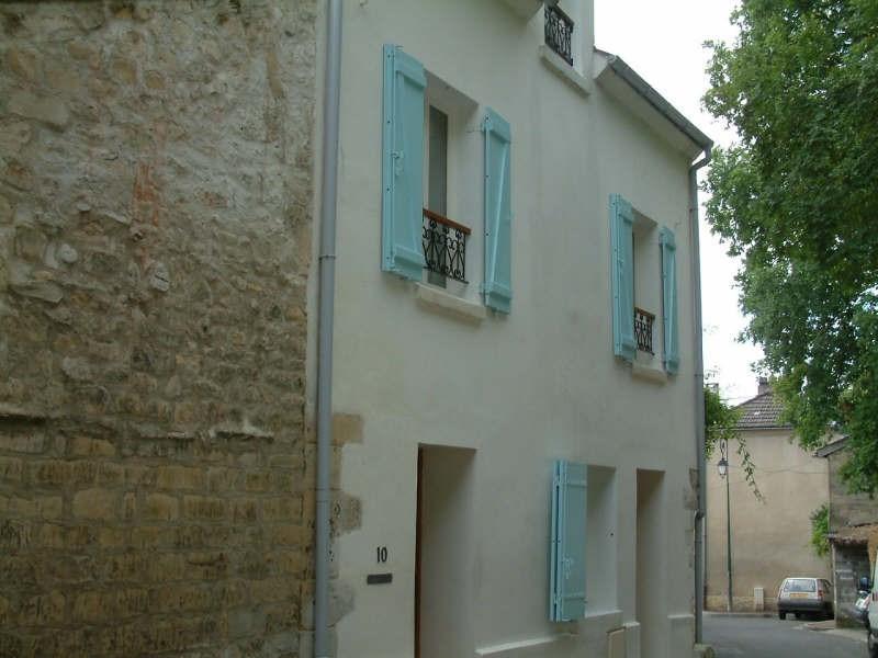 Rental apartment Le mesnil le roi 1280€ CC - Picture 1