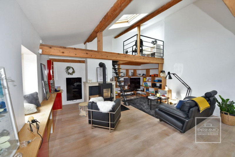 Sale apartment Saint cyr au mont d'or 400000€ - Picture 8