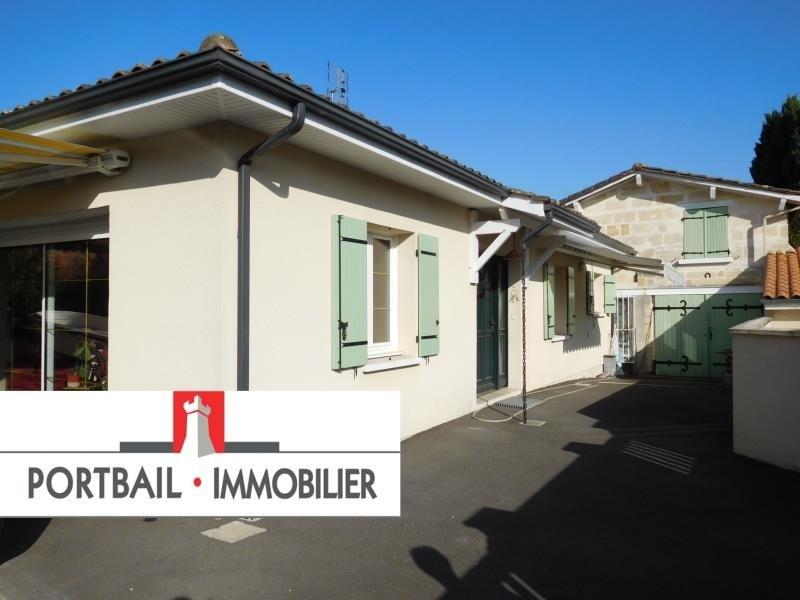 Sale house / villa St andre de cubzac 397000€ - Picture 1