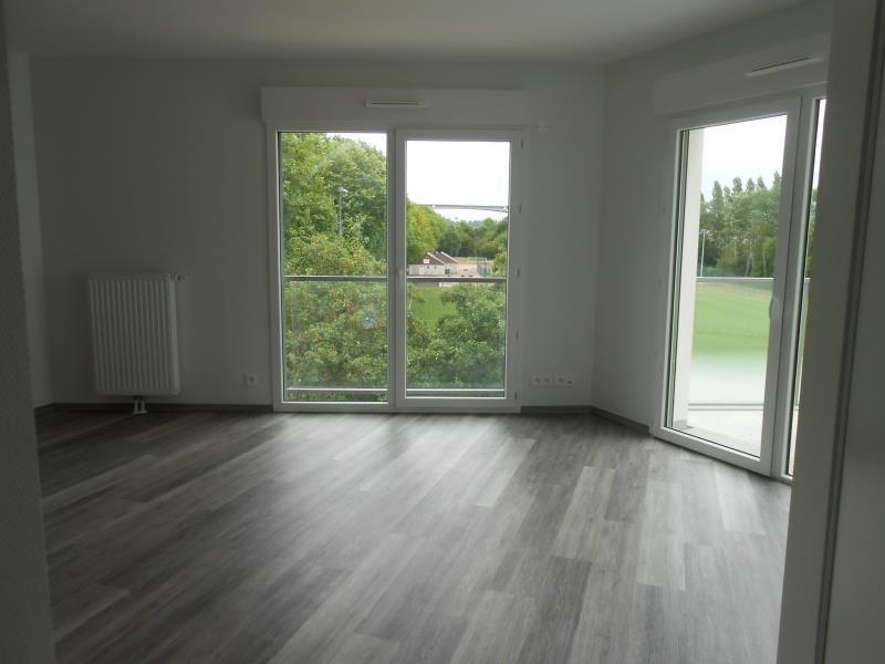 Locação apartamento Caen 785€ CC - Fotografia 3