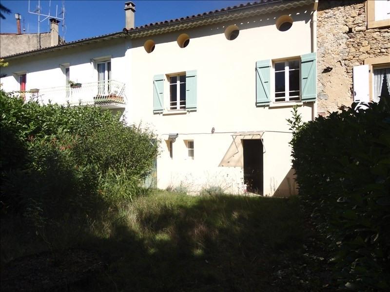 Vente maison / villa Montbel 115000€ - Photo 1