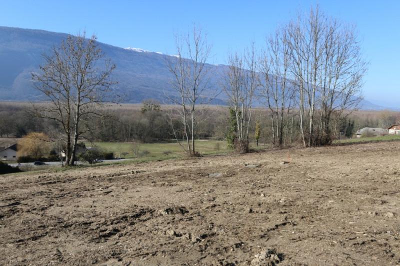 Vente terrain Ruffieux 86400€ - Photo 2