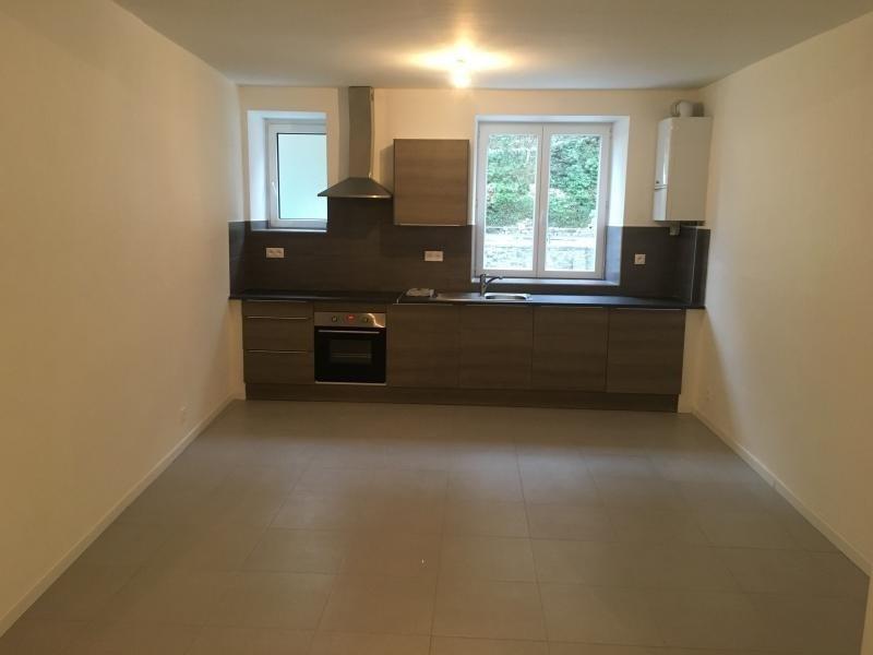 Rental apartment Thann 550€ CC - Picture 1