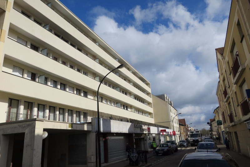 Vente appartement Trappes 155000€ - Photo 2