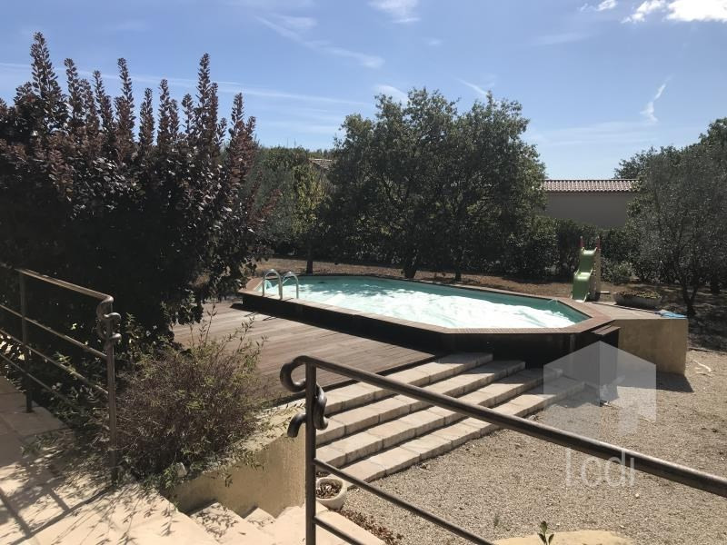 Vente maison / villa Montjoyer 390000€ - Photo 4