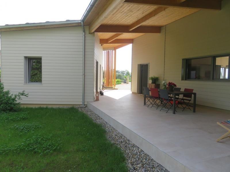Verkoop van prestige  huis Balazuc 610000€ - Foto 5