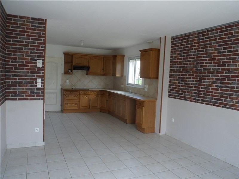 Affitto casa Thiergeville 790€ CC - Fotografia 3