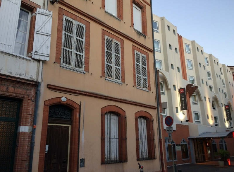 Rental apartment Toulouse 463€ CC - Picture 1
