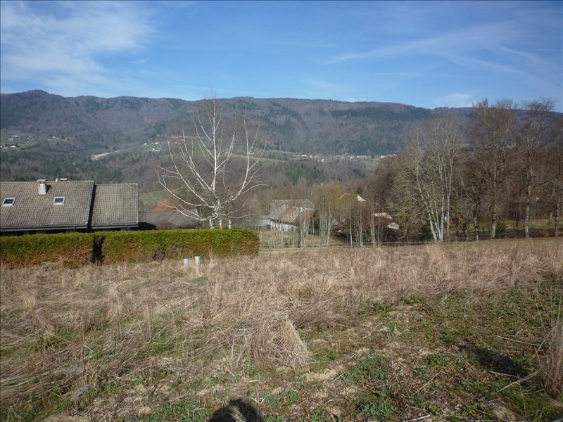 Vendita terreno Menthonnex en bornes 164000€ - Fotografia 2