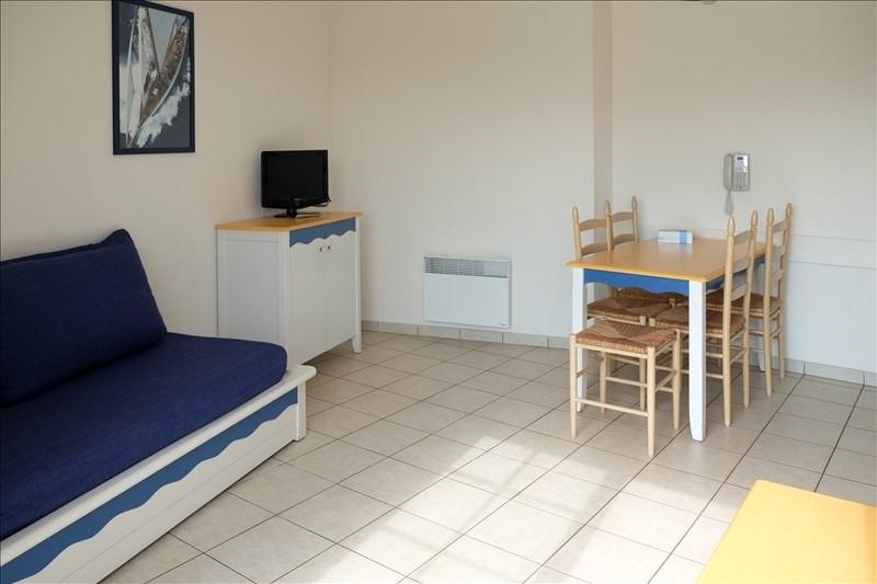 Revenda apartamento Talmont st hilaire 84200€ - Fotografia 5