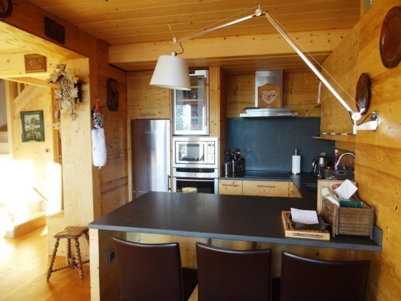 Vente de prestige appartement Les arcs 890000€ - Photo 3