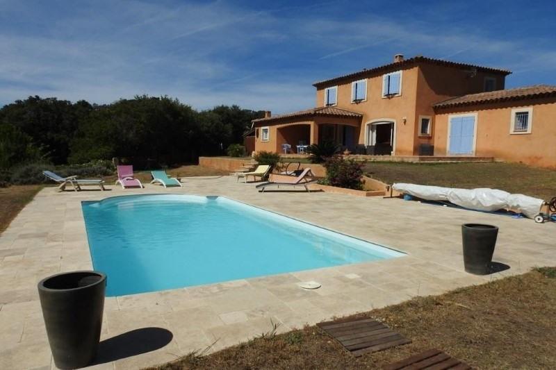Vente de prestige maison / villa Bormes les mimosas 695000€ - Photo 1