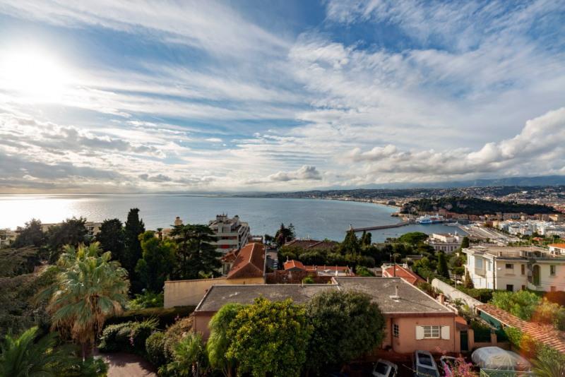 Revenda residencial de prestígio apartamento Nice 1260000€ - Fotografia 3