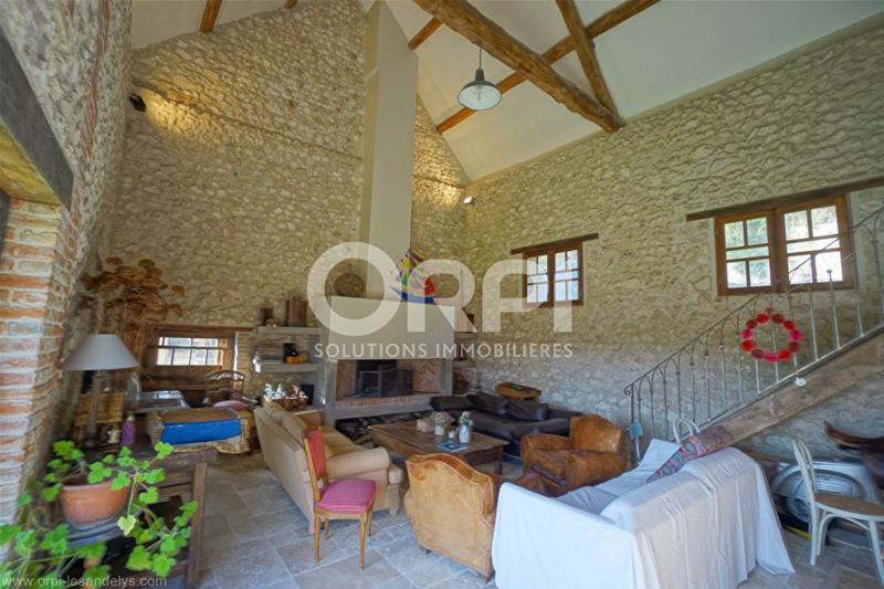 Vente de prestige maison / villa Lyons la foret 567000€ - Photo 5