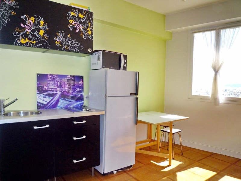 Rental apartment Nice 450€ CC - Picture 4