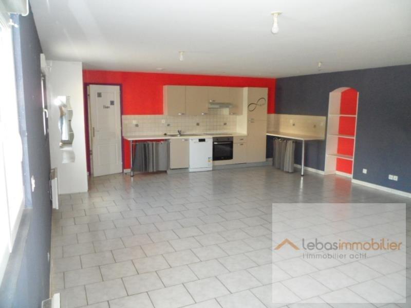 Rental apartment Betteville 680€ CC - Picture 1
