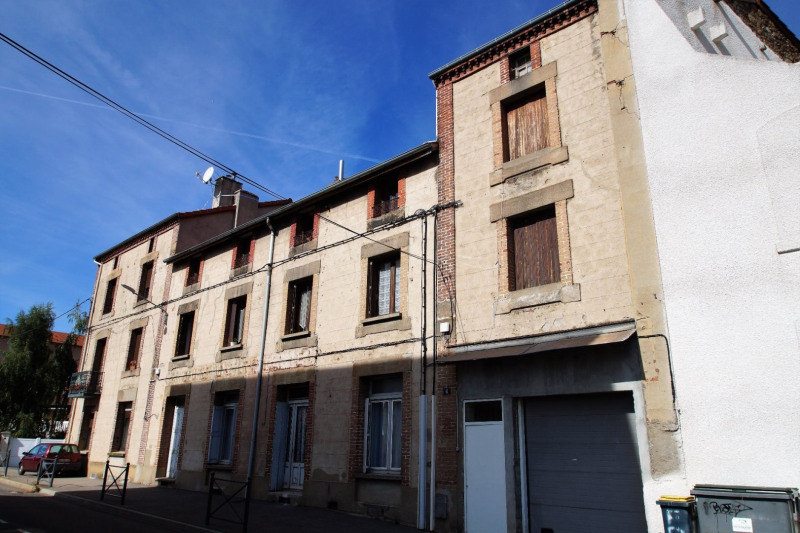 Produit d'investissement immeuble La ricamarie 269000€ - Photo 1