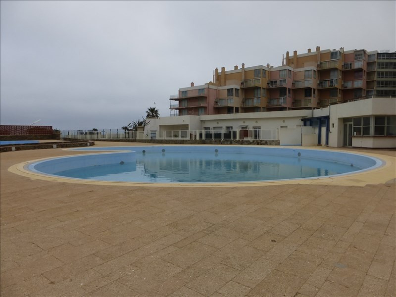 Sale apartment Le barcares 124 000€ - Picture 3