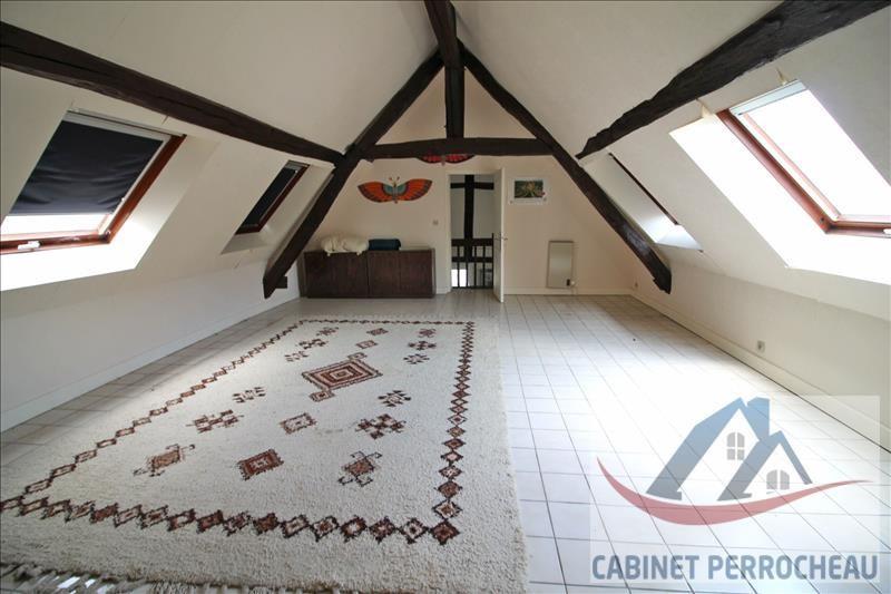 Vente maison / villa La chartre sur le loir 129000€ - Photo 4