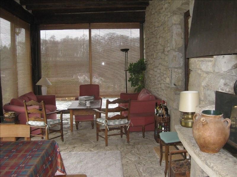 Sale house / villa St cyr en arthies 445000€ - Picture 5